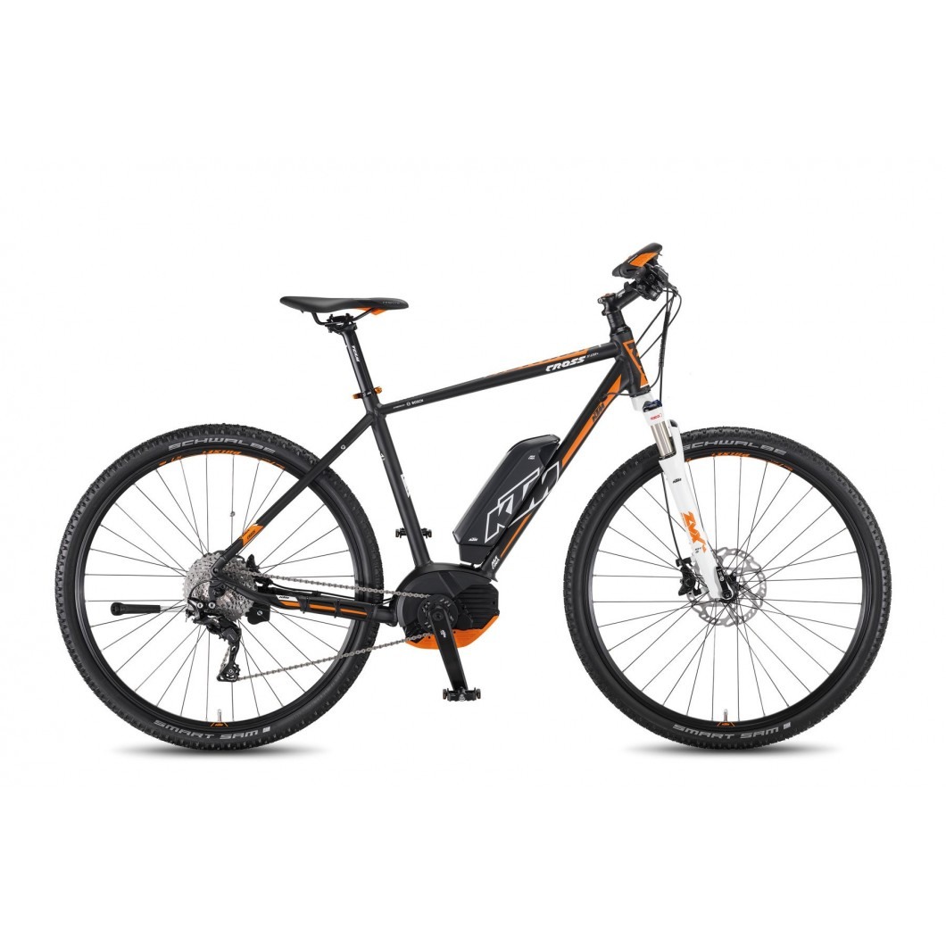 KTM MACINA CROSS 11 CX5+ 2017