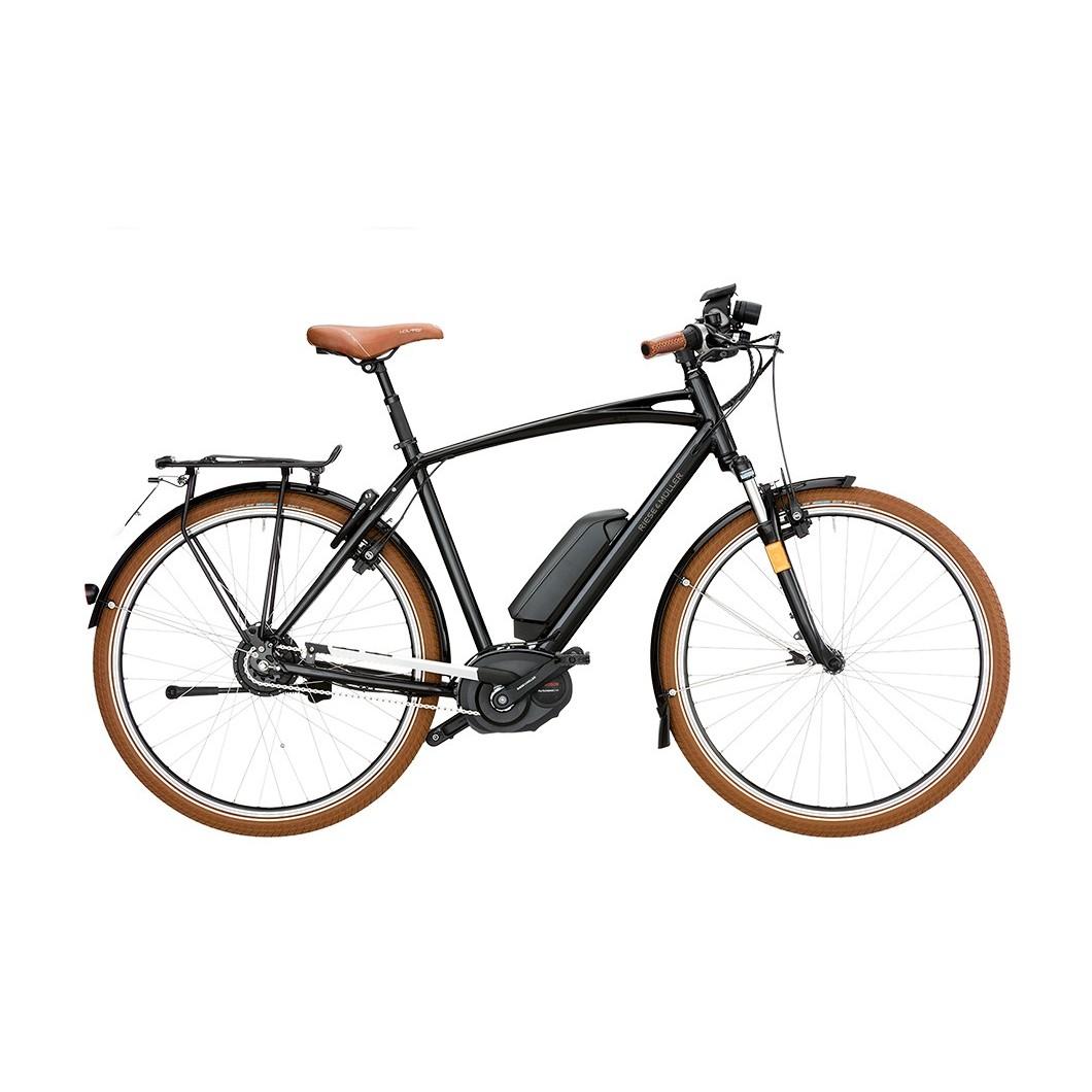 Vélo électrique 45km/h Riese & Muller Cruiser Vario HS 2019