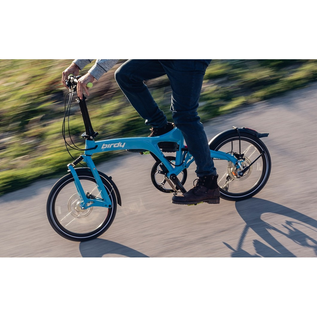 Vélo pliant Riese & Muller Birdy Rohloff 2019