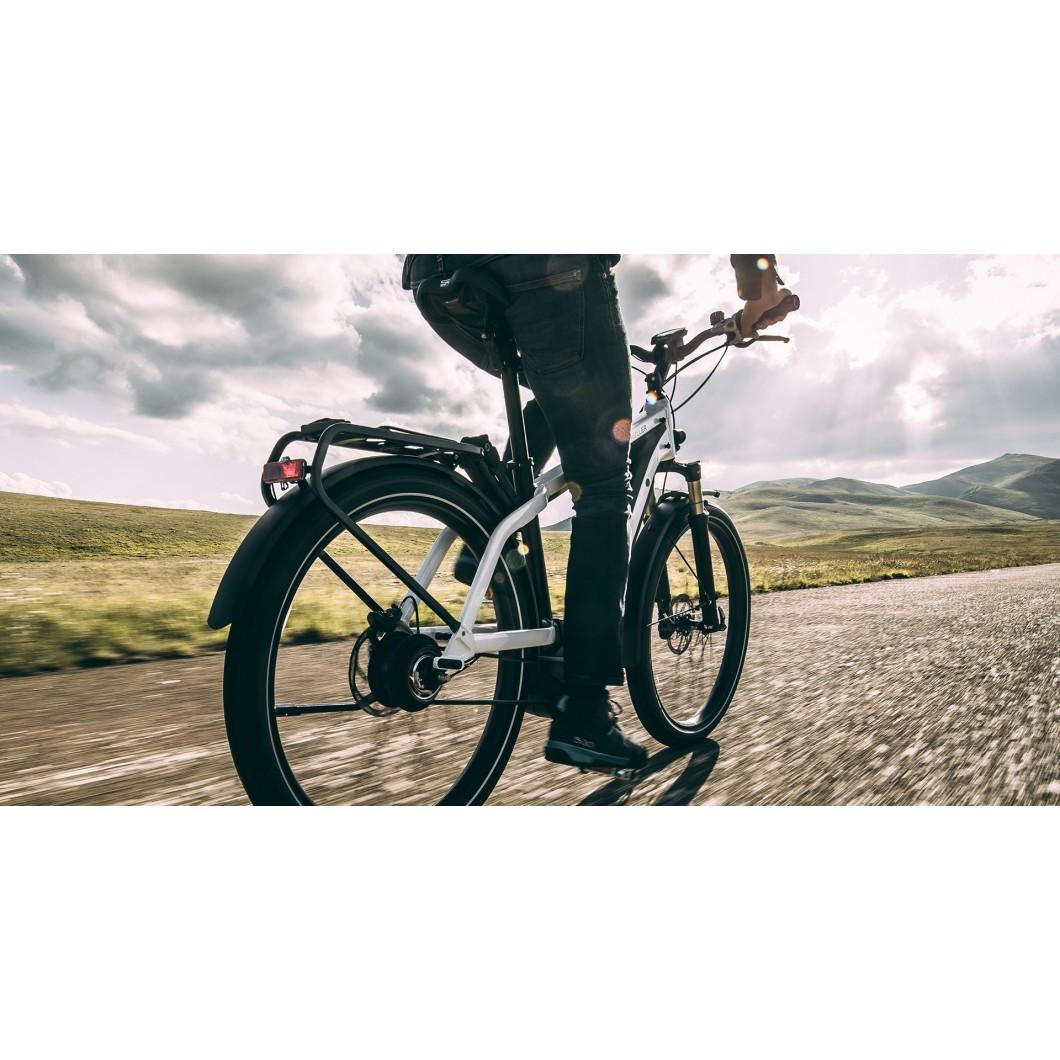 Vélo électrique 45km/h Riese & Muller Charger GT Vario HS 2019 • Speedbike