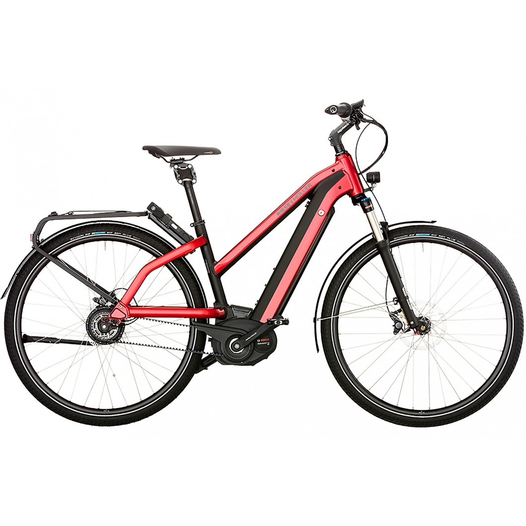RIESE & MULLER Charger Mixte Vario HS 2019