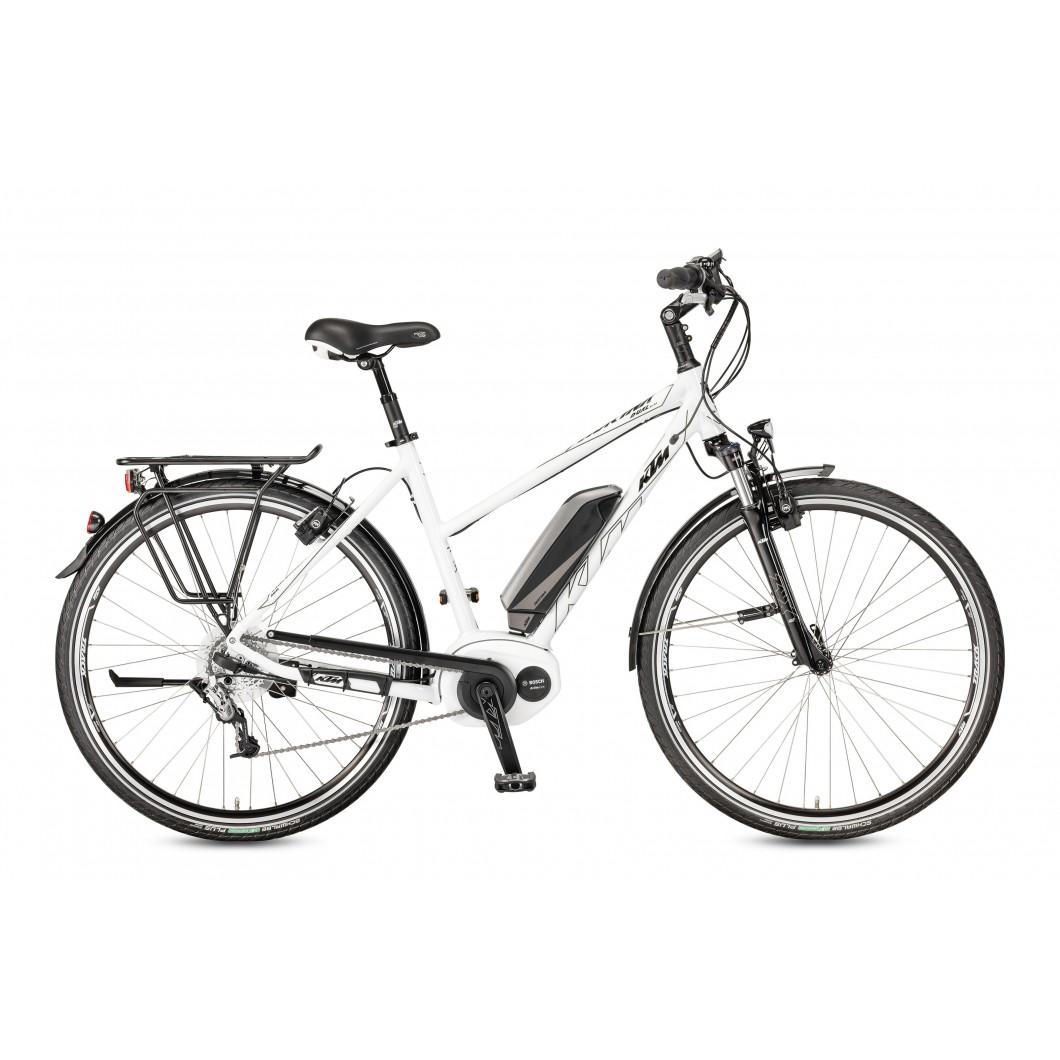 Vélo électrique KTM MACINA DUAL 24 A5 2017