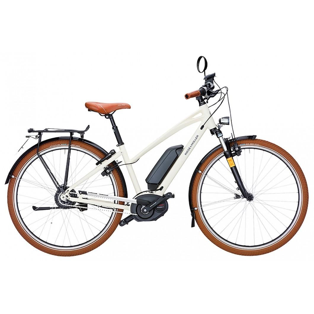 Vélo électrique Riese & Muller Cruiser Mixte Vario HS 2019