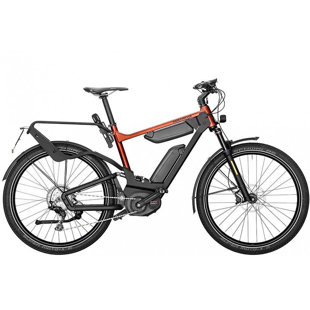 RIESE & MULLER Delite GT Touring HS 2019