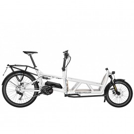 Biporteur électrique tout-suspendu Riese & Muller Load 60 Touring HS 2019 VÉLO ÉLECTRIQUE