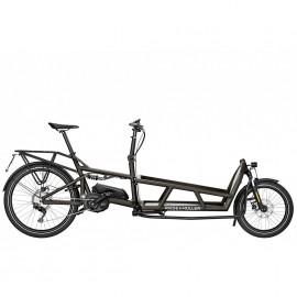 Biporteur électrique tout-suspendu Riese & Muller Load 75 Touring HS 2019