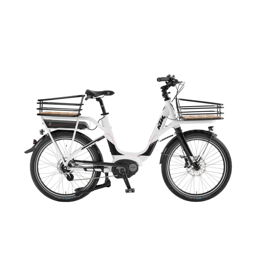 Vélo électrique KTM MACINA eSHOPPER 2017