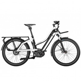 Vélo électrique longtail Riese & Muller Multicharger Mixte City 2019 VÉLO ÉLECTRIQUE