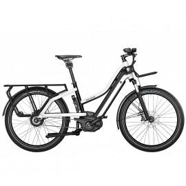 Vélo électrique longtail Riese & Muller Multicharger Mixte Vario 2019 VÉLO ÉLECTRIQUE