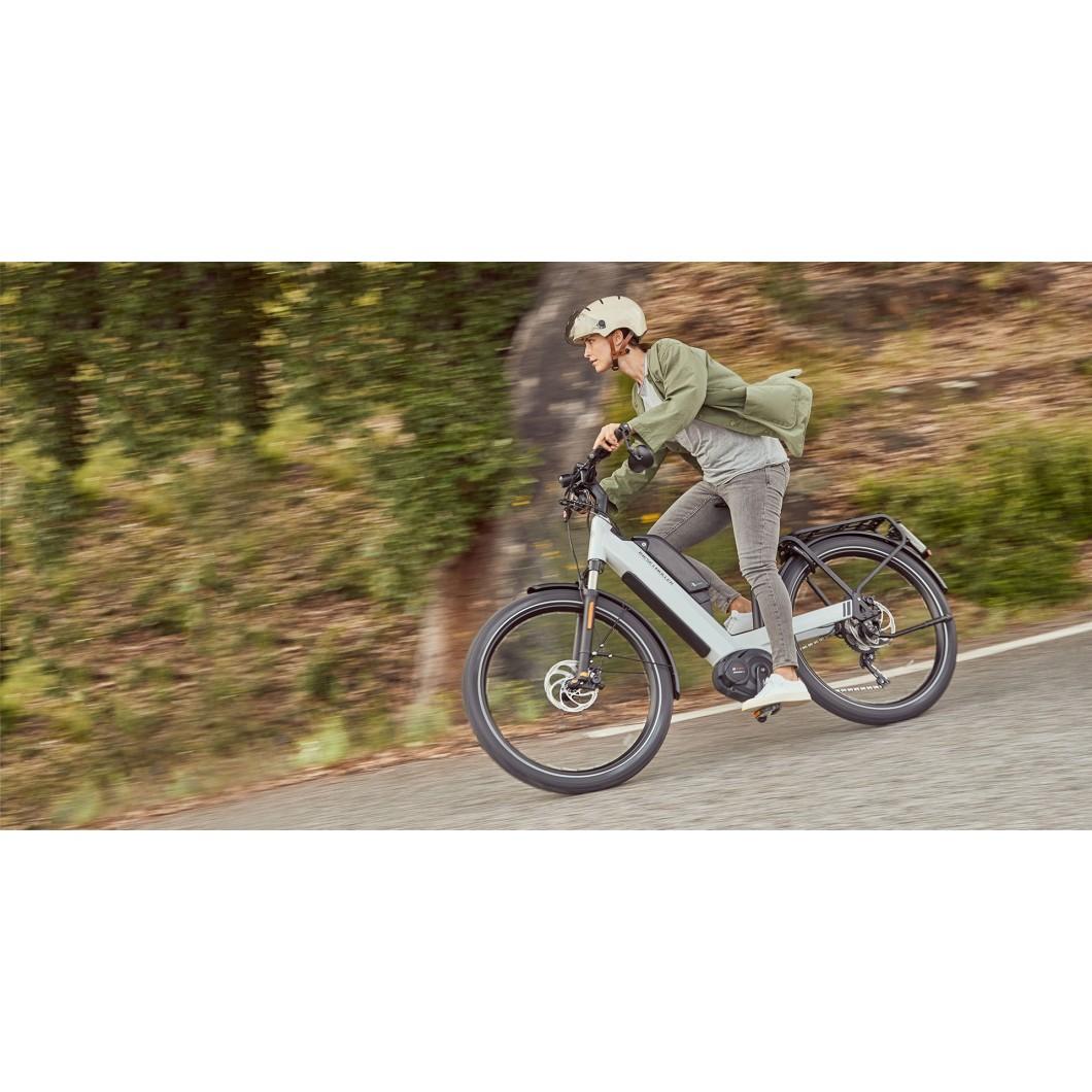 Vélo électrique longtail Riese & Muller Multicharger Mixte Vario HS 2019