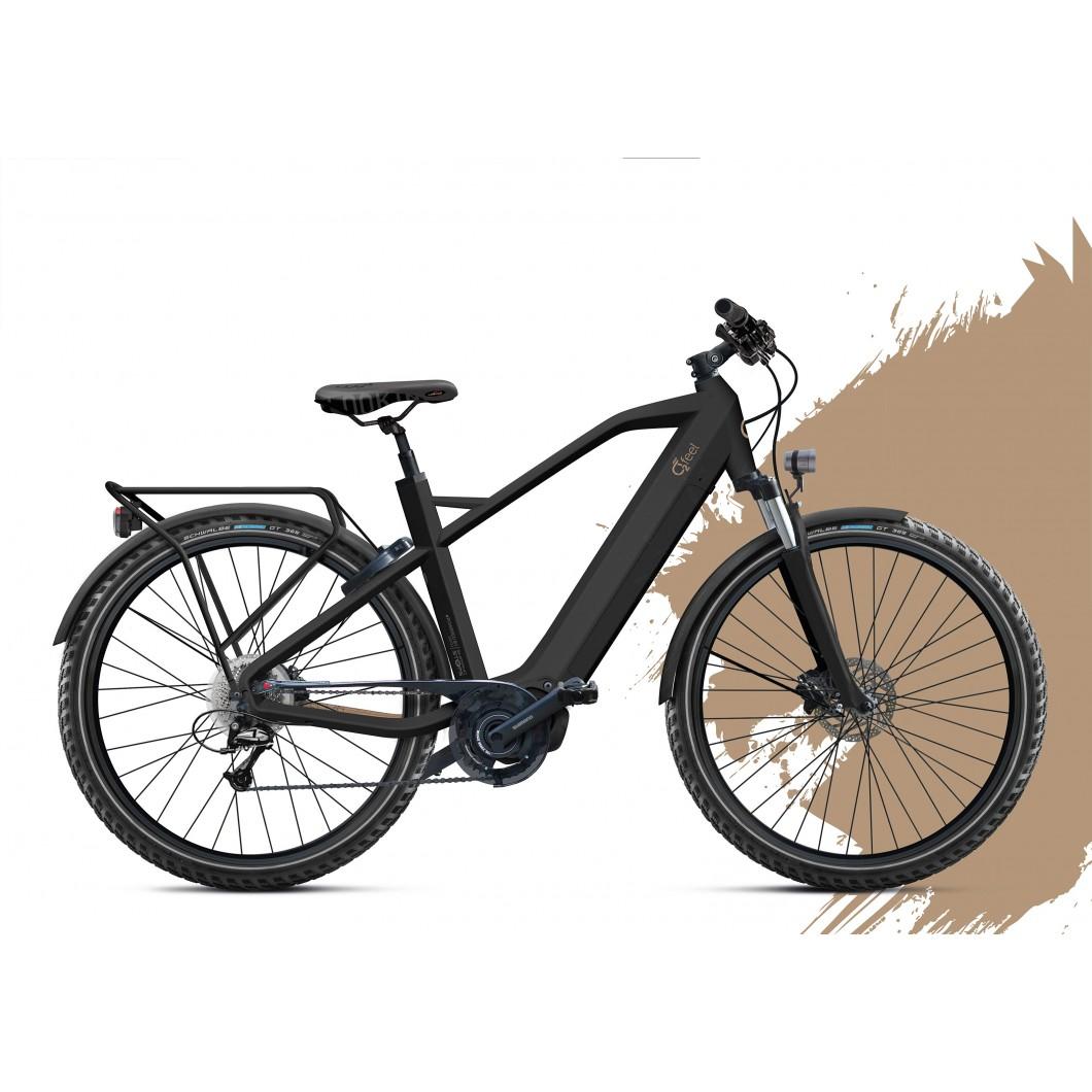 Vélo électrique O2Feel iSWAN Off-Road Man 2019