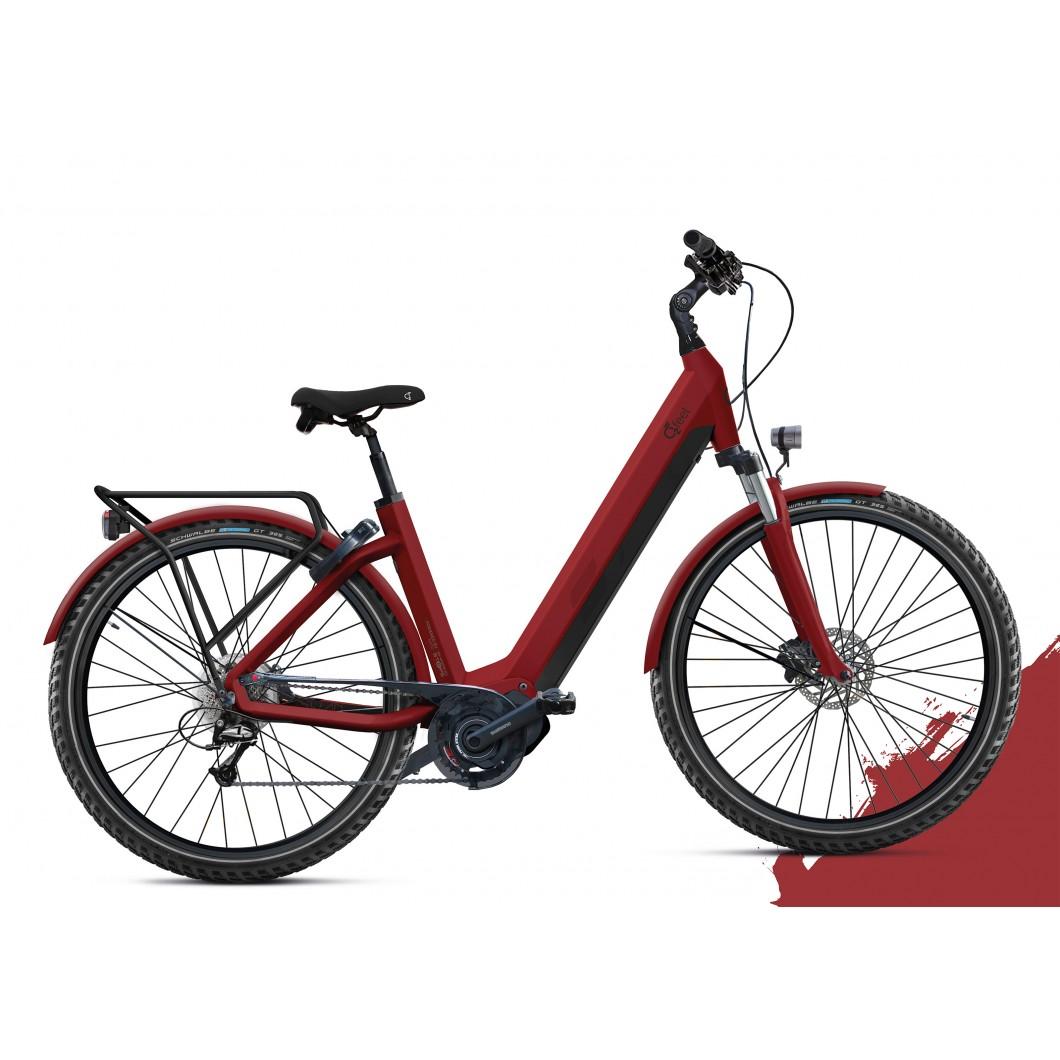 Vélo électrique O2Feel iSWAN Off-Road Mixte 2019
