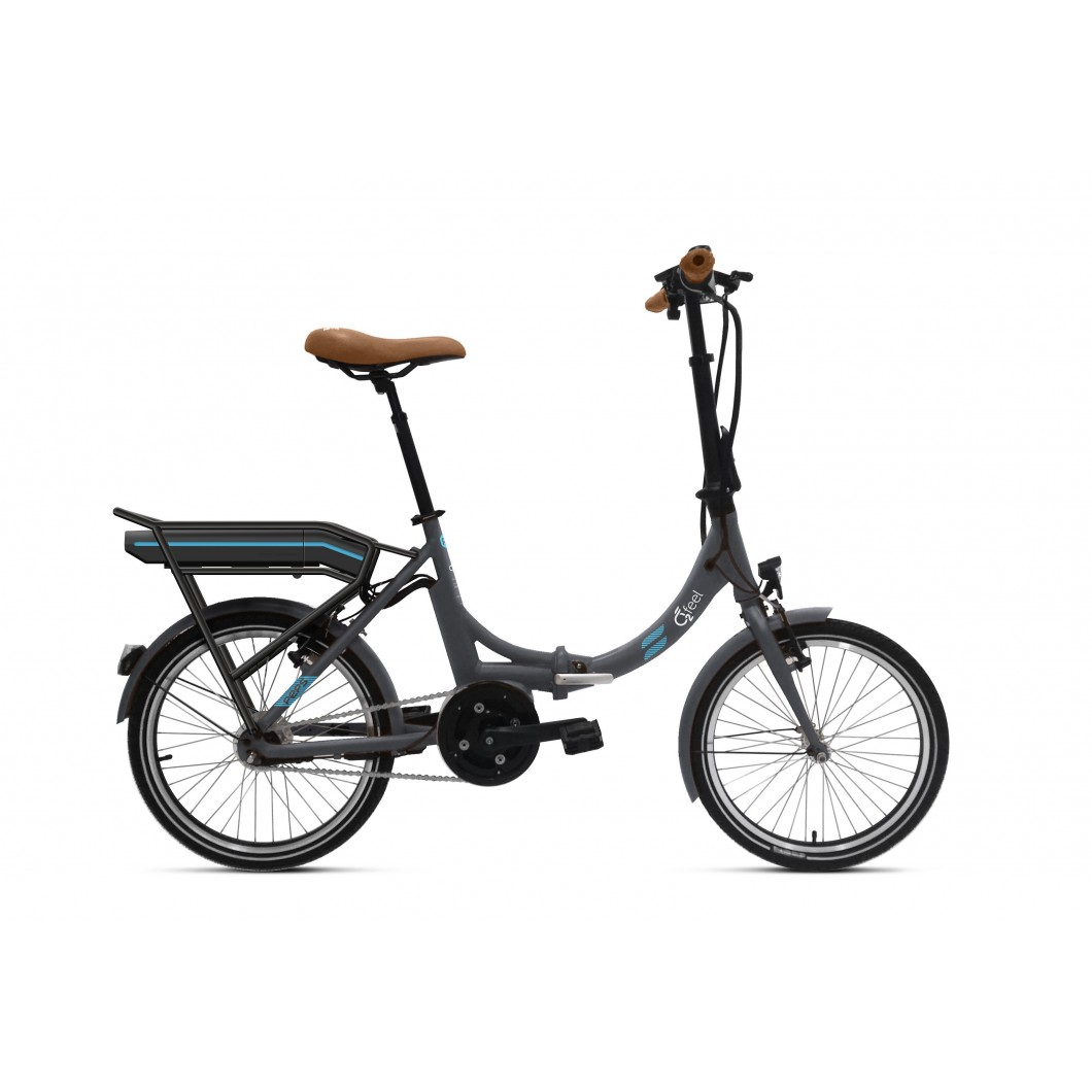 Vélo électrique O2FEEL PEPS BAS N7C OES 2017