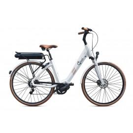 Vélo électrique o2feel SWAN Di2 ALFINE 8 2017 VÉLO ÉLECTRIQUE CHEMIN