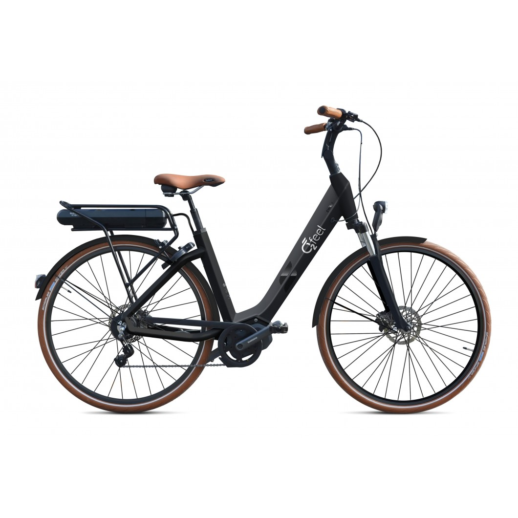 Vélo électrique o2feel SWAN N8 2017