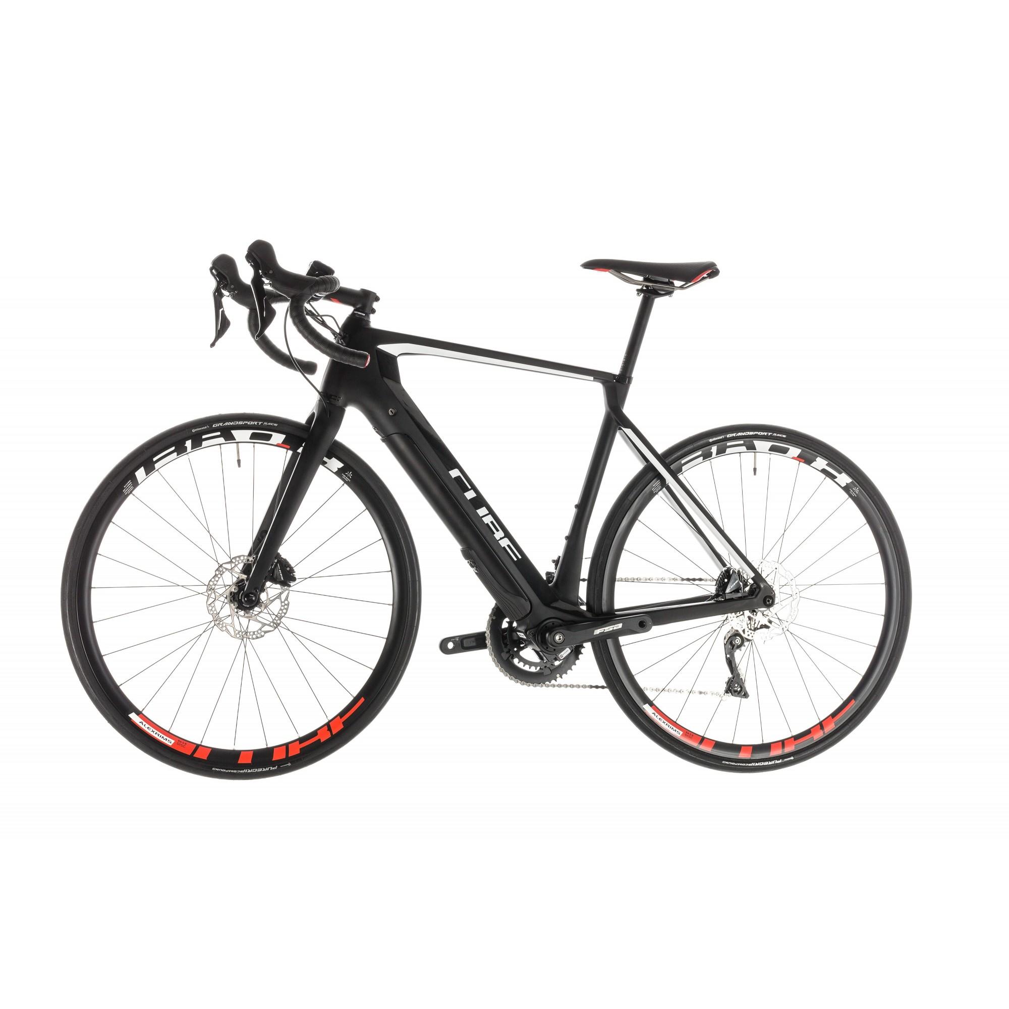 attractive price low price best prices VÉLO ROUTE ÉLECTRIQUE CUBE Agree Hybrid C:62 Race Disc 2019 ...