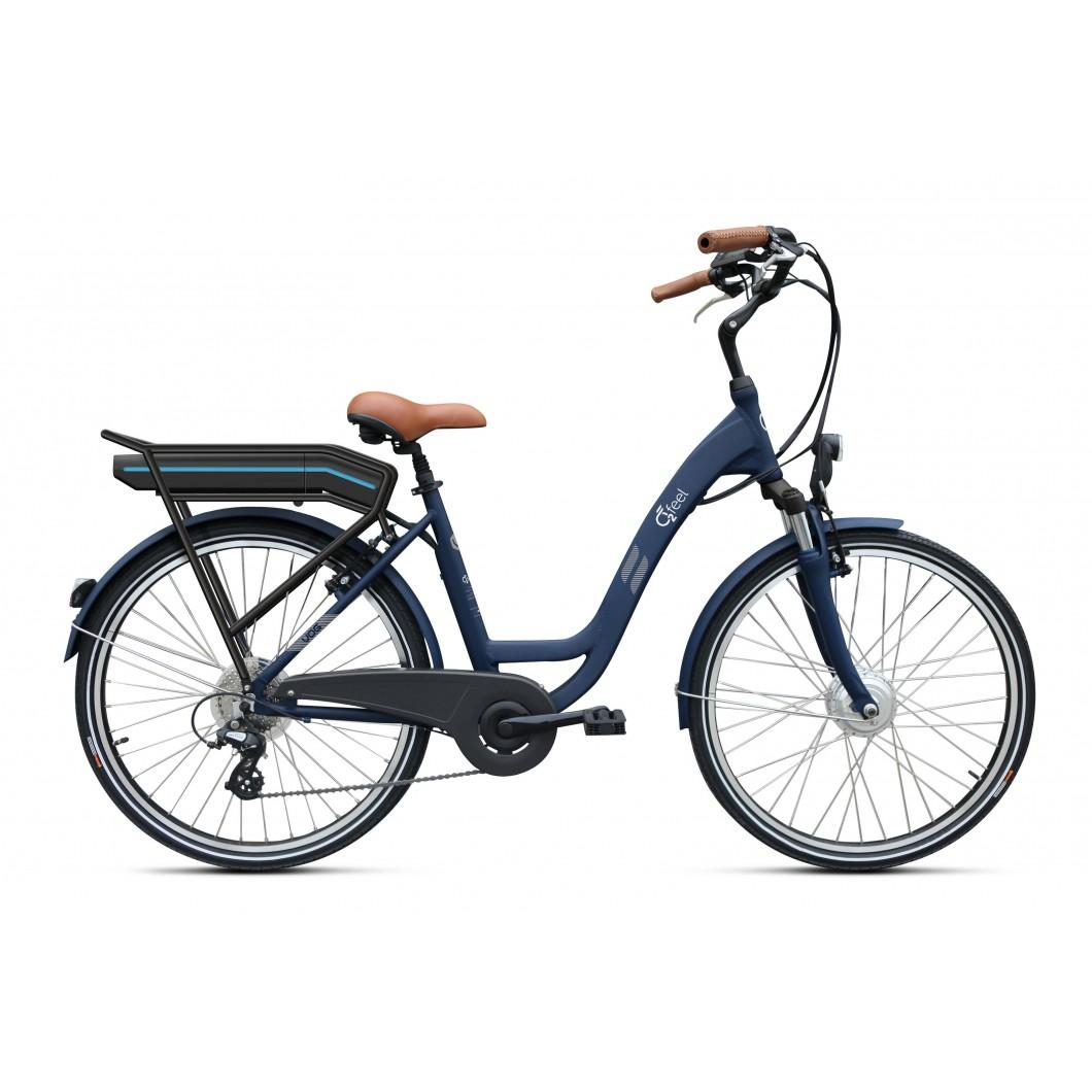 """Vélo électrique O2FEEL VOG D8 26"""" 2017"""