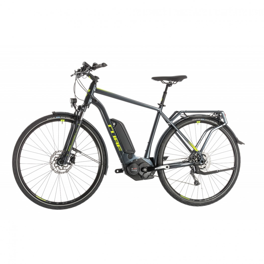 VÉLO ÉLECTRIQUE CUBE Kathmandu Hybrid Pro 500 2019 • Vélozen