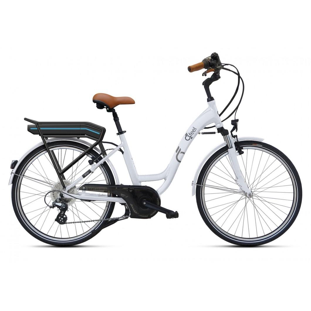 Vélo électrique o2feel VOG D8C OES 2017