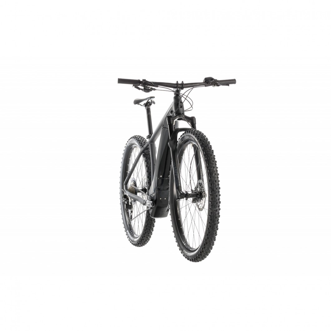 VTT ÉLECTRIQUE CUBE Reaction Hybrid SL 500 KIOX 2019 • Vélozen