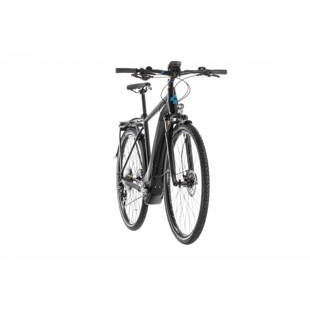 VÉLO ÉLECTRIQUE CUBE Kathmandu Hybrid EXC 500 2019 • Vélozen