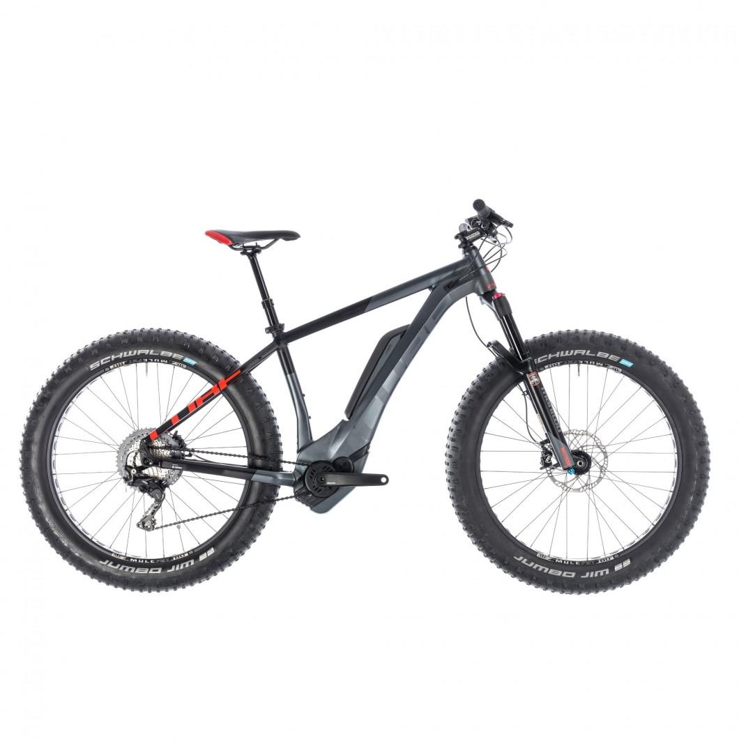 VTT ÉLECTRIQUE CUBE Nutrail Hybrid 500 2019 • Vélozen