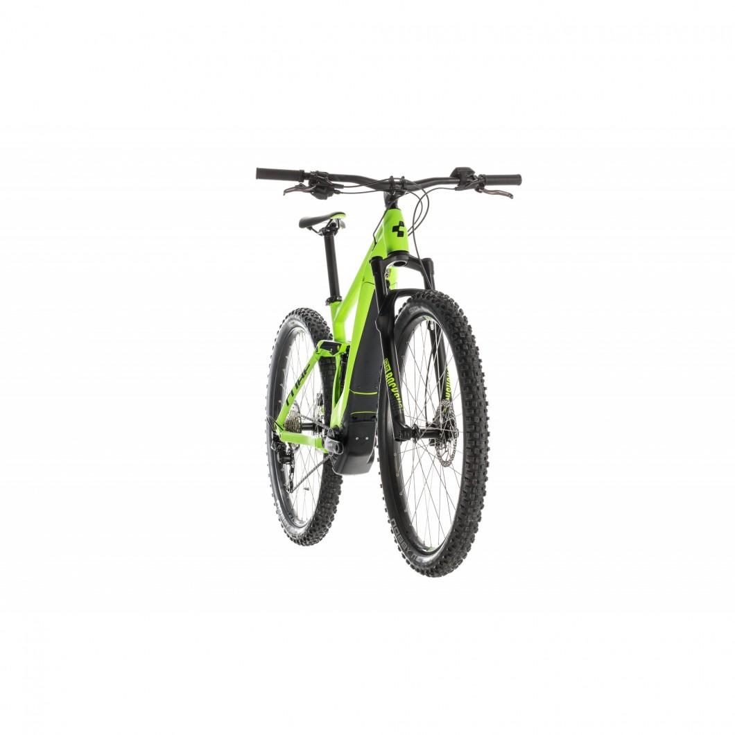 VTT ÉLECTRIQUE CUBE Stereo Hybrid 120 Pro 500 2019 • Vélozen