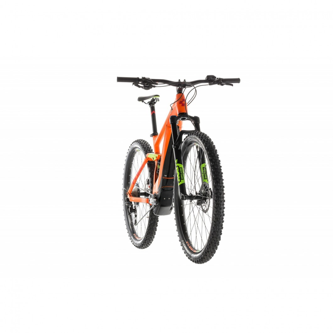 VTT ÉLECTRIQUE CUBE Stereo Hybrid 120 Race 500 2019 • Vélozen
