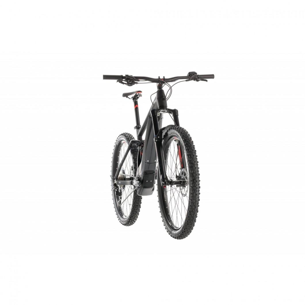 VTT ÉLECTRIQUE CUBE Stereo Hybrid 140 Pro 500 27.5 2019 • Vélozen
