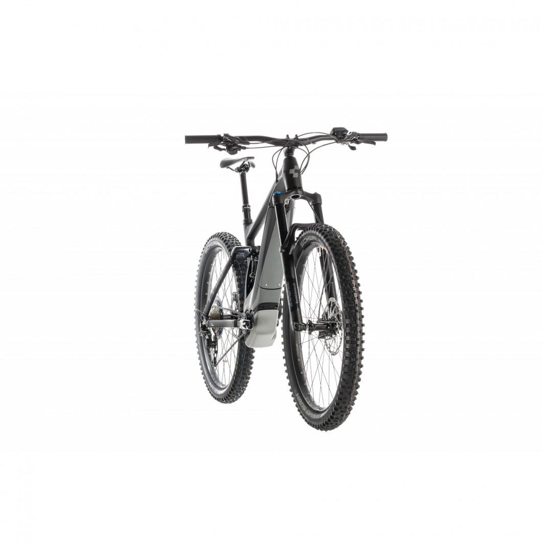 VTT ÉLECTRIQUE CUBE Stereo Hybrid 140 SL 500 KIOX 2019 • Vélozen