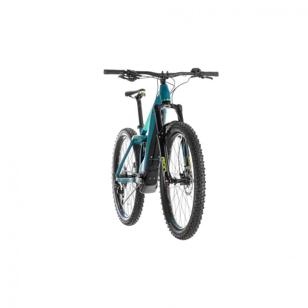 VTT ÉLECTRIQUE CUBE Sting Hybrid 140 Race 500 27.5 2019 • Vélozen