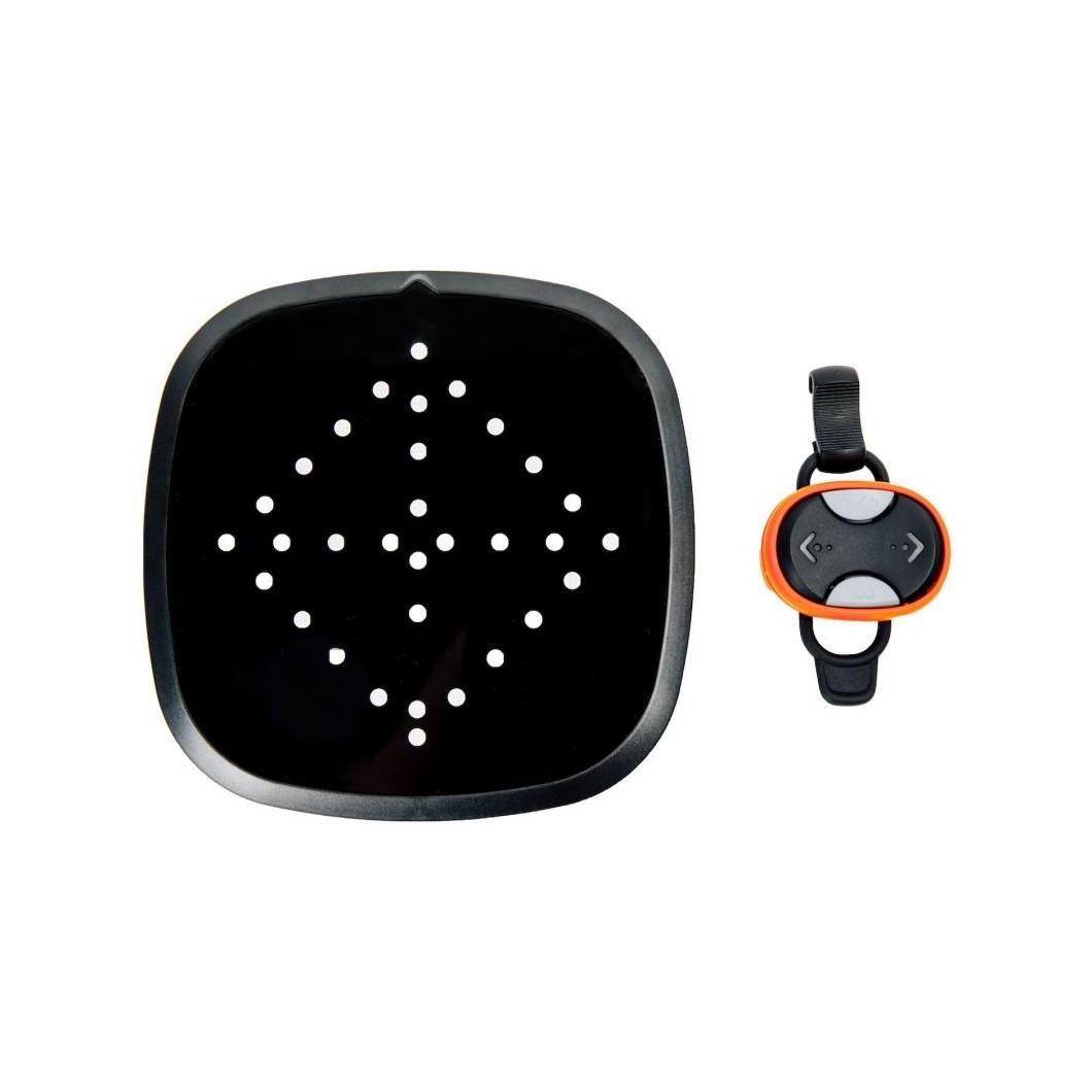 Moonride • Sac à dos LED Connect clignotants & télécommande au guidon