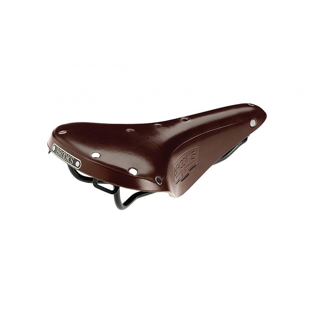 Selle cuir Brooks B17 Standard pour vélo électrique