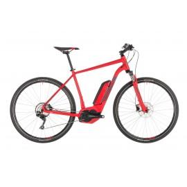 Vélo électrique CUBE Cross Hybrid Pro 500 2019 VTT ÉLECTRIQUE
