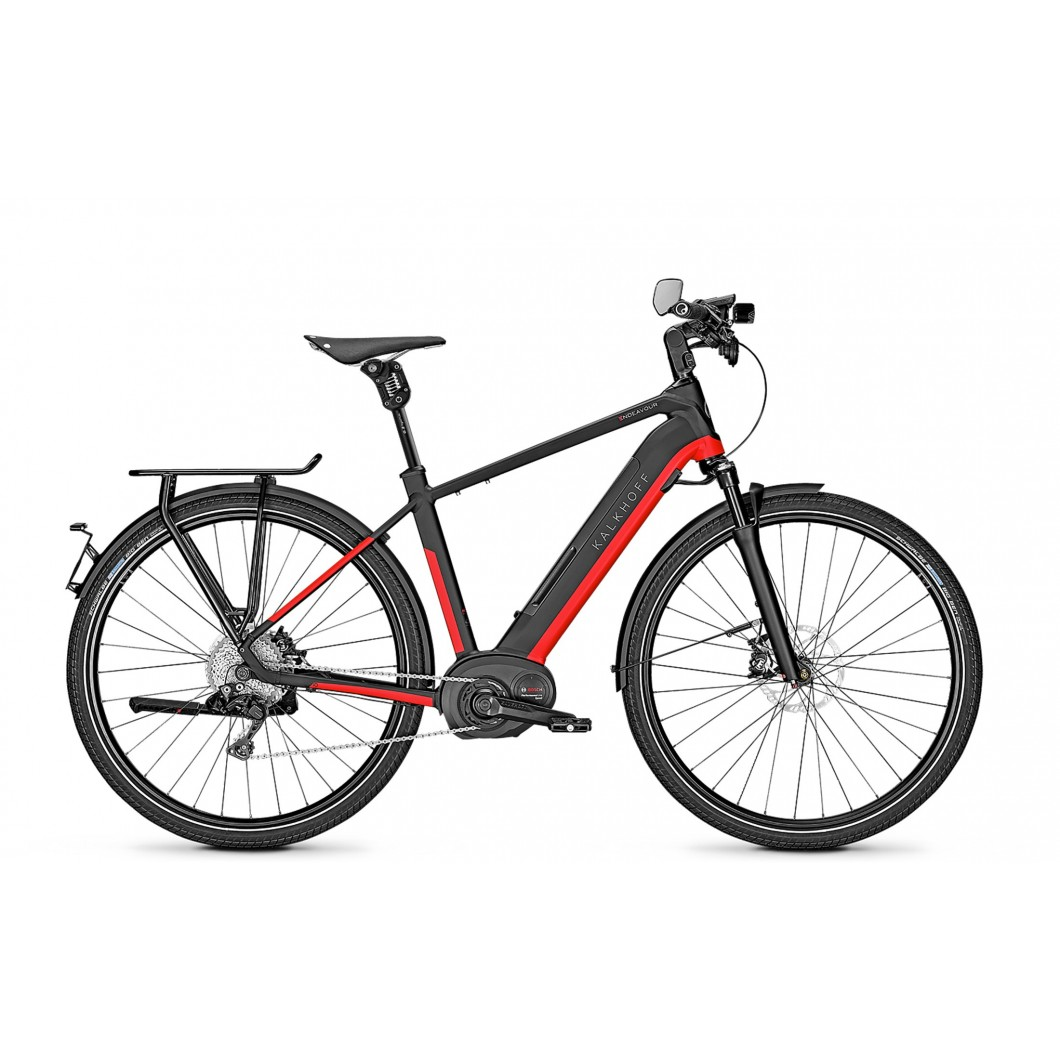 Vélo électrique SpeedBike 45 km/h KALKHOFF ENDEAVOUR 5.B EXCITE 45 2019 • Vélozen