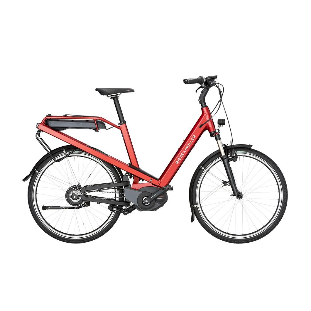 Vélo électrique Riese & Muller Culture Automatic 2019