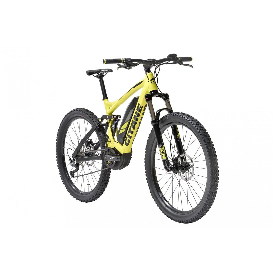 VTT ÉLECTRIQUE GITANE eKOBALT 27.5+ FS Yamaha 2019 • Vélozen