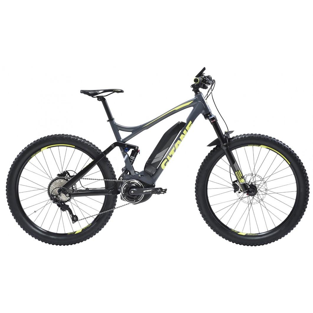 VTT ÉLECTRIQUE GITANE eKOBALT 27.5+ FS Yamaha 130 2019 • Vélozen