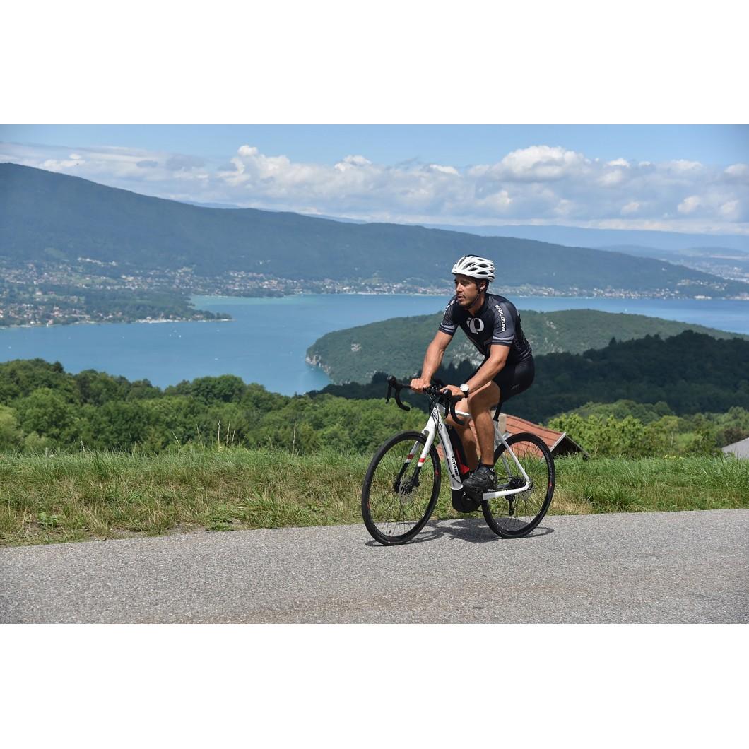 VÉLO ROUTE ÉLECTRIQUE GITANE eRAPID Tiagra Yamaha 2019 • Vélozen