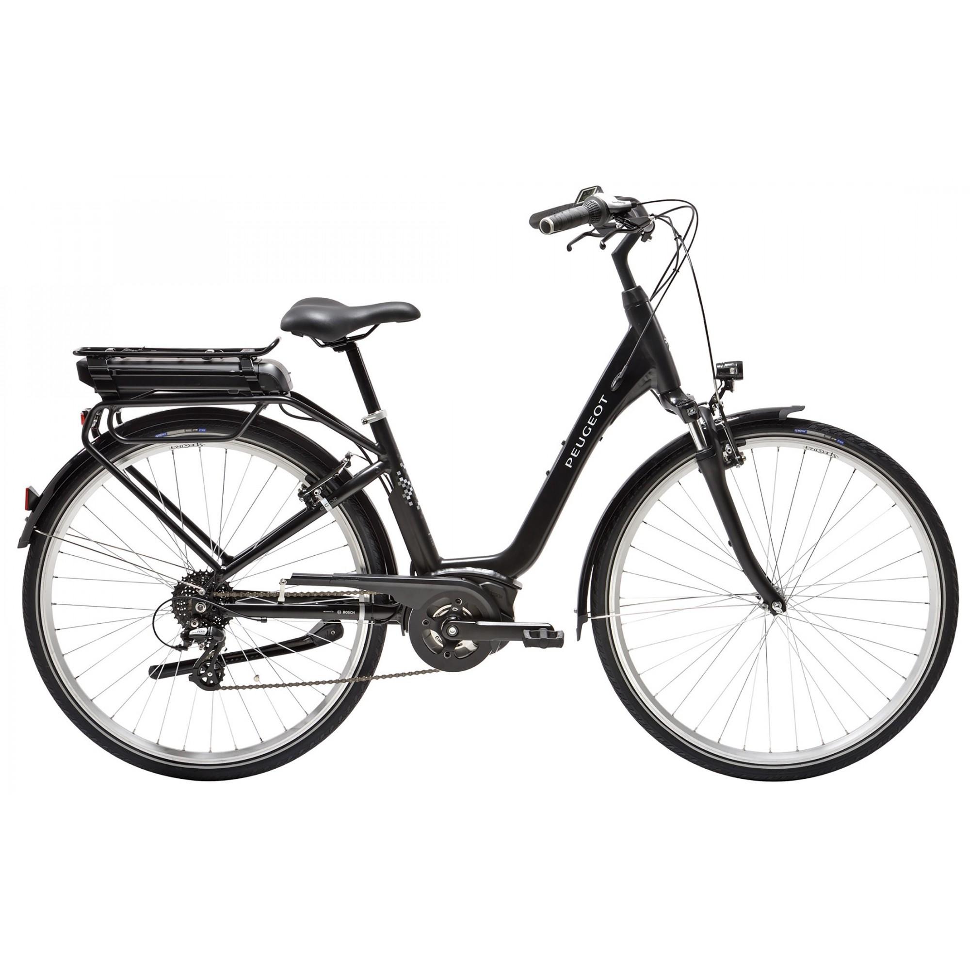 VÉLO ÉLECTRIQUE PEUGEOT eC02 Bosch 2019 • Vélozen ••• Vélo électrique &  VTTAE en Bretagne