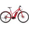 VTT ÉLECTRIQUE CUBE Cross Hybrid Pro 500 Allr 2019 • Vélozen