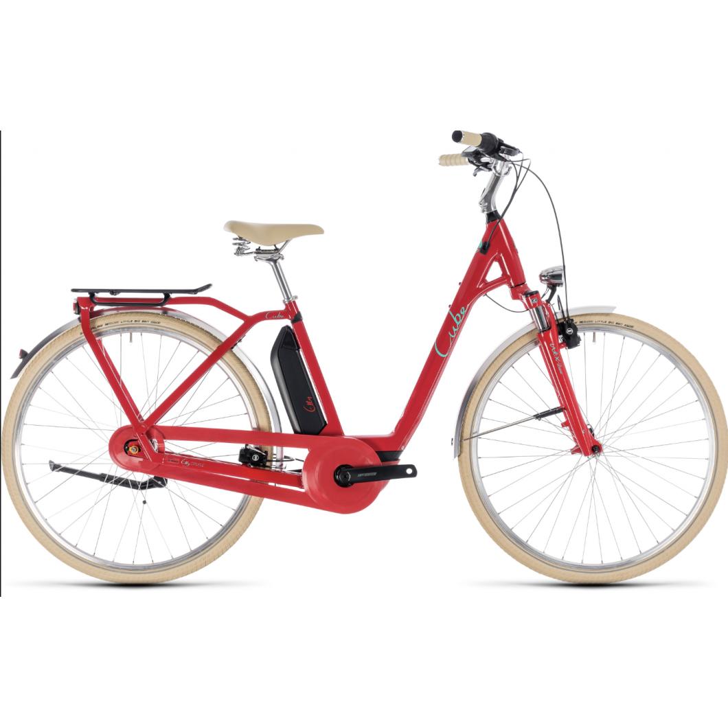 Vélo électrique CUBRE Elly Cruise Hybrid 400 2019
