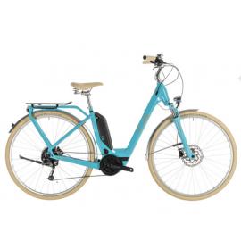 VÉLO ÉLECTRIQUE CUBE Elly Ride Hybrid 400 2019 • Vélozen VÉLO ÉLECTRIQUE