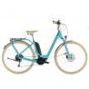 VÉLO ÉLECTRIQUE CUBE Elly Ride Hybrid 400 2019 • Vélozen