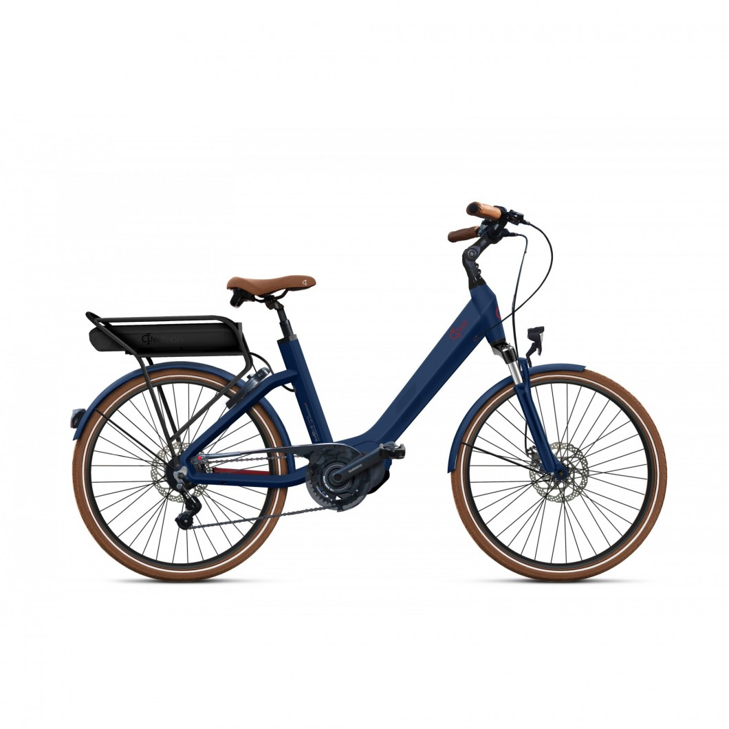 Vélo électrique petite taille O2Feel Swan Little N7 E5000 2019