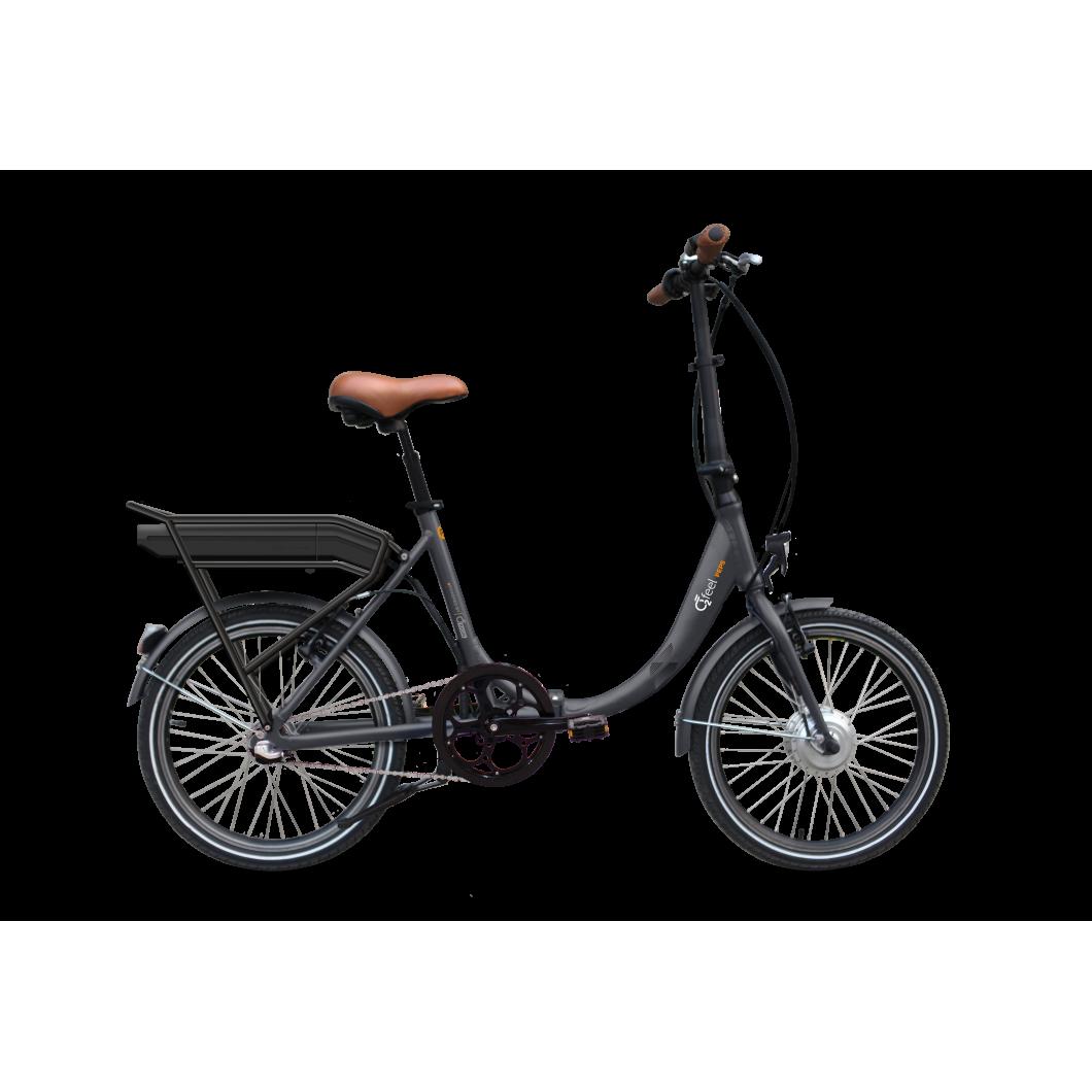 Vélo électrique pliant O2Feel PEPS N3 ORIGIN 2019