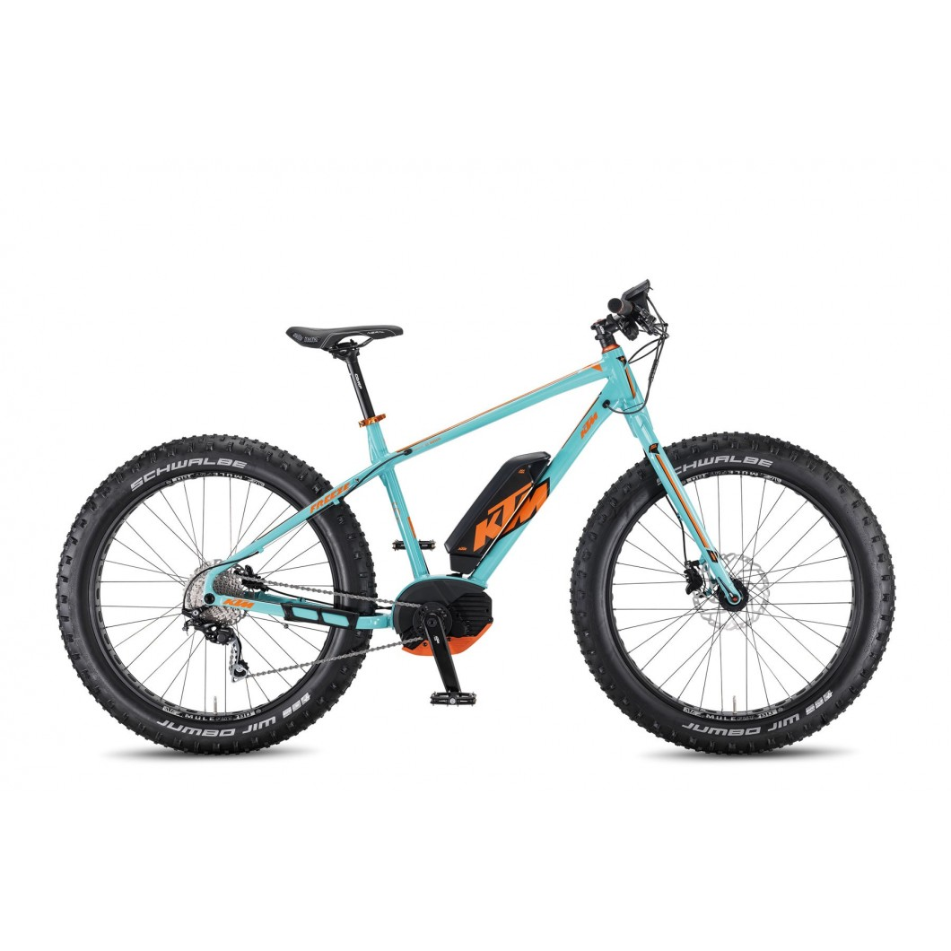 KTM MACINA Freeze 26 10 CX4 2016