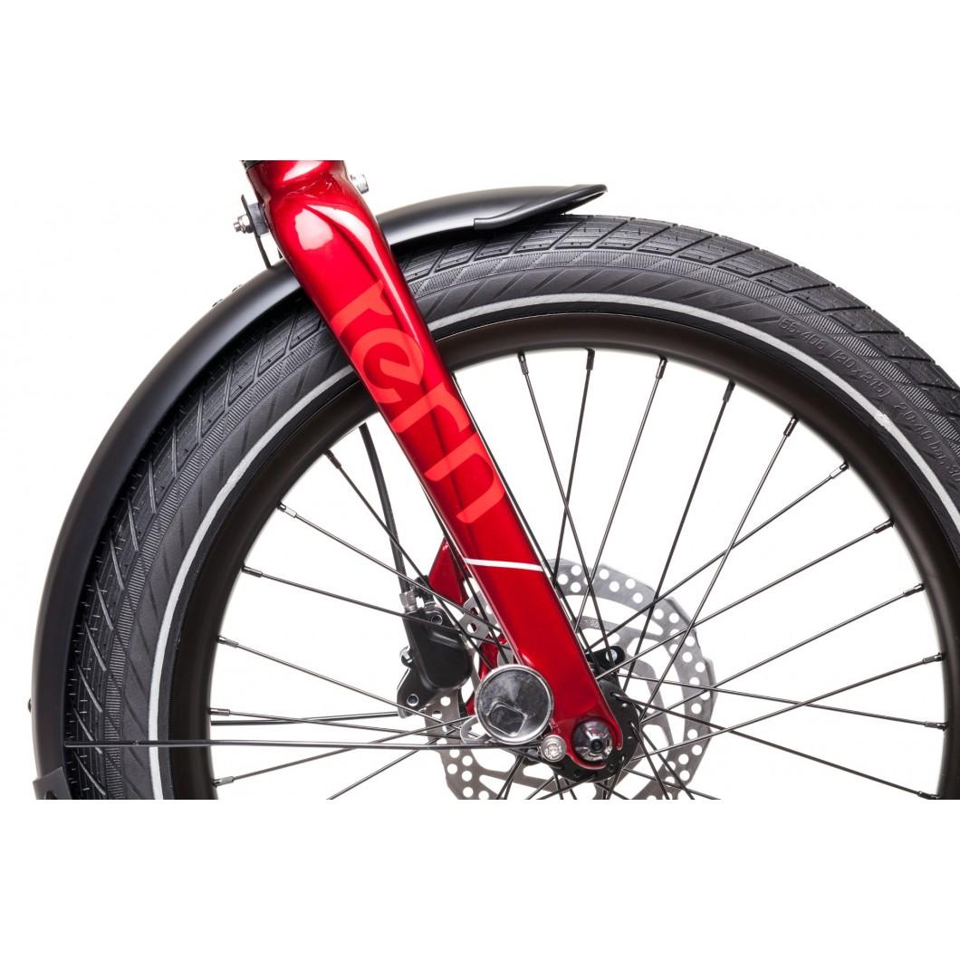 Vélo électrique pliant TERN Vektron P9 2019 • Moteur central Bafang