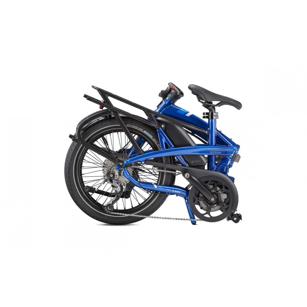 Vélo électrique pliant TERN Vektron Q9 2019 • Moteur central Bosch