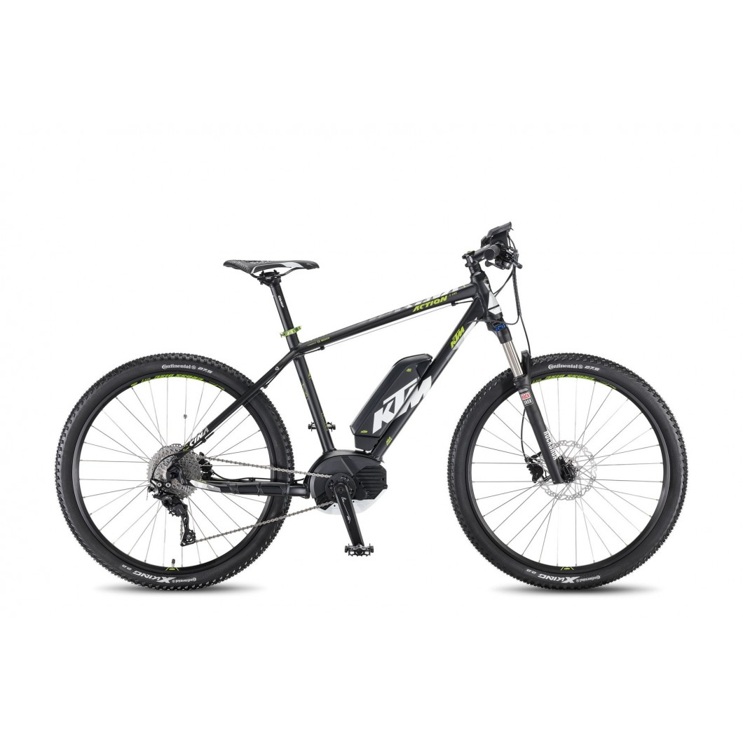 Vélo électrique KTM MACINA Action 27.5 11 CX5 2016